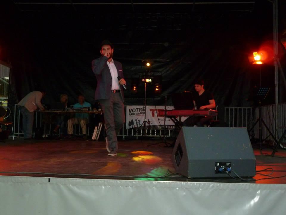 Concert à Sarreguemines Juillet 2015